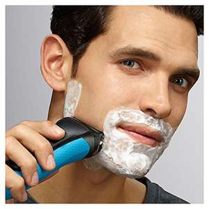 Braun Series 3 ProSkin 3040s Rechargeable Cordless Wet and Dry Electric Shaver £34.98 @ Amazon