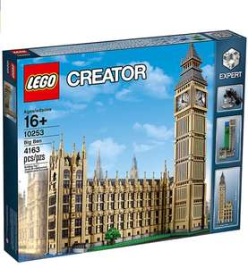 Lego Creator Big Ben at Lego for £143.99