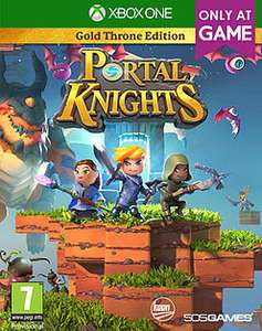 Portal Knights: Gold Throne Edition (PS4/XO) £9.99 Delivered @ GAME