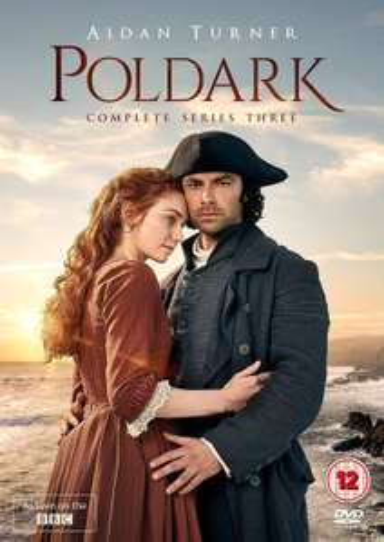 Poldark: Season 3 - DVD/Blu Ray - £9.49/£13.99 - Amazon Deal of the Day