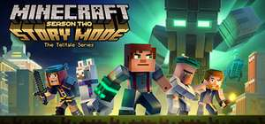 Steam - Telltale Autumn Sale - Up to 80% off. Minecraft story mode 2 - £9.49