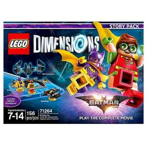 Lego Dimensions Batman Movie Story Pack at Shopto for £18.85
