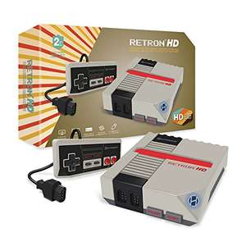 RetroN HD (NES) PAL & NTSC NES Clone - £37.13 Delivered @ Amazon