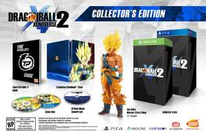 Dragonball Xenoverse 2 Collectors Edition £49.99 @ Game