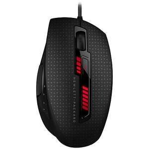 HP X9000 Omen Gaming Mouse was £39.99 now £19.99 instore @ John Lewis