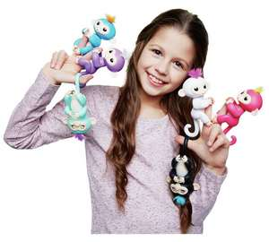 Wowwee fingerlings monkey assortment at Argos for £14.99