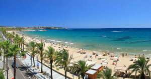 4* Spa Hotel week for two people, Salou, March 2018, Inc flights from Stansted and 20kg bags at Travel Republic for £383