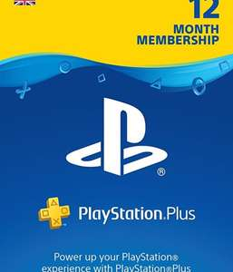 PS Plus 12 Month Subscription only £35.14 at CDKeys.com(When using 5% discount)