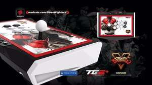 MADCATZ STREET FIGHTER V ARCADE FIGHTSTICK PS4 PS3 £99.99 @ Amazon