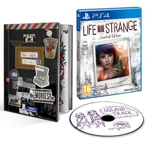 Life Is Strange PS4 Limited Edition - Brand New - £12.85 @ Shopto