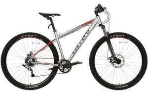 "Carrera hellcat mountain bike 29""wheels £250.00 free c&c plus bike assembly"