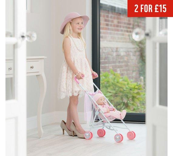 Baby Annabell Stroller ONLY £11.99 @ Argos