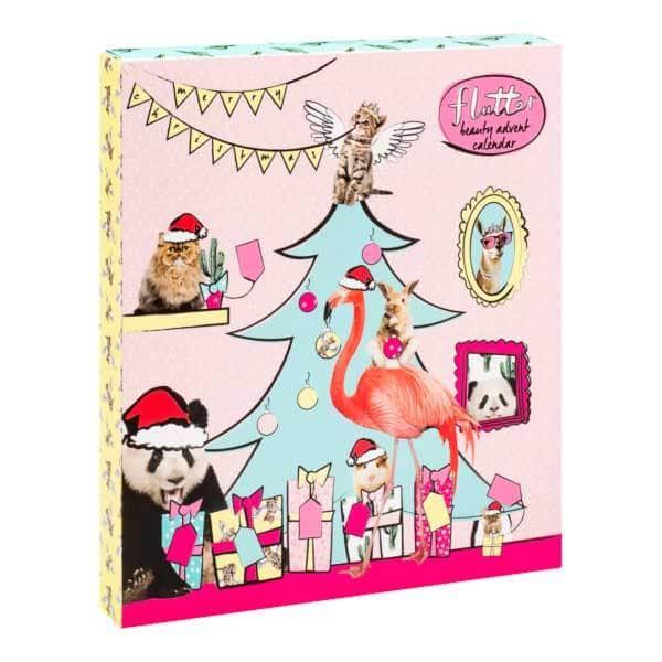 HALF PRICE Flutter Beauty / Makeup Advent Calendar £8 @ Superdrug