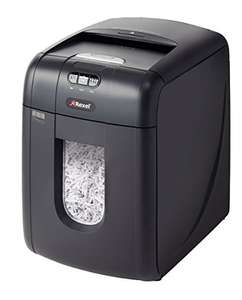 Rexel Auto+ 130X Cross Cut Shredder with 130 Sheet Capacity £133.44 @ Amazon