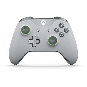 Xbox Wireless Controller - Grey/Green - £39.99 @ Amazon