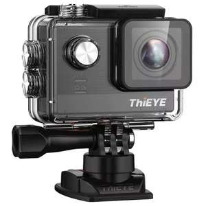 Thieye T5e Action Camera - Shoots in Real 4K £46.43 @ Gearbest