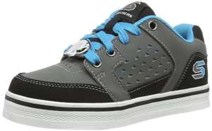 Skechers Kelp Kickturn boys trainers - two colours, various sizes from £18.50 @ Amazon