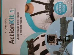 GO PRO style Action Pack (instore OFFER) £7.50 @ Sainsbury's - ellesmere port