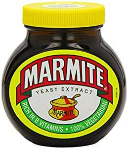 Marmite jar 250gm - £2 instore @ Co-op