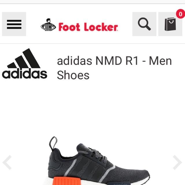 adidas NMD R1 - Men Shoes £34.99 / £39.99  @ Footlocker