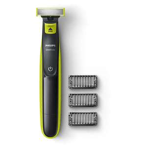 OneBlade Face QP2520/25  £25.32 - Code 11NEC20 20% Off - £23.98 With 25% Off Code - QP2530/25 - £24.53 20% Code - 22.99  Sign up for Newsletter 25% Code @ Philips