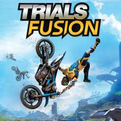 Trials Fusion £3.99, Trials Fusion The Awesome MAX Edition £7.99 @ Playstation PSN Store UK
