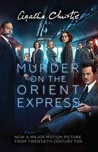 Kindle Murder On The Orient Express Ebook £2.99 @ Amazon (Kenneth Branagh speaking book for £2.99 extra)