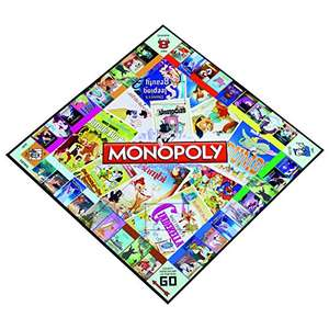 Disney Classic Monopoly - £40+ anywhere that is lucky to have stock - £29.99 @ Amazon