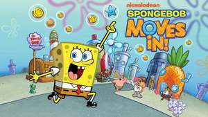 SpongeBob Moves in (Android) Limited Time Sale £0.10 @ Google Play