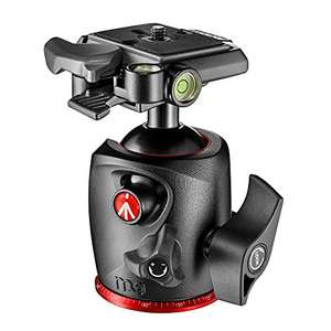 Manfrotto XPRO Ball Head, Magnesium Body QR 200 Plate £75.99 @ Amazon lowest ever price