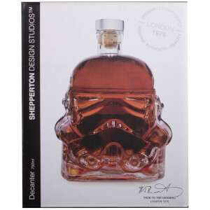 Original Stormtrooper Decanter 750ml £13.49 Delivered from IWOOT