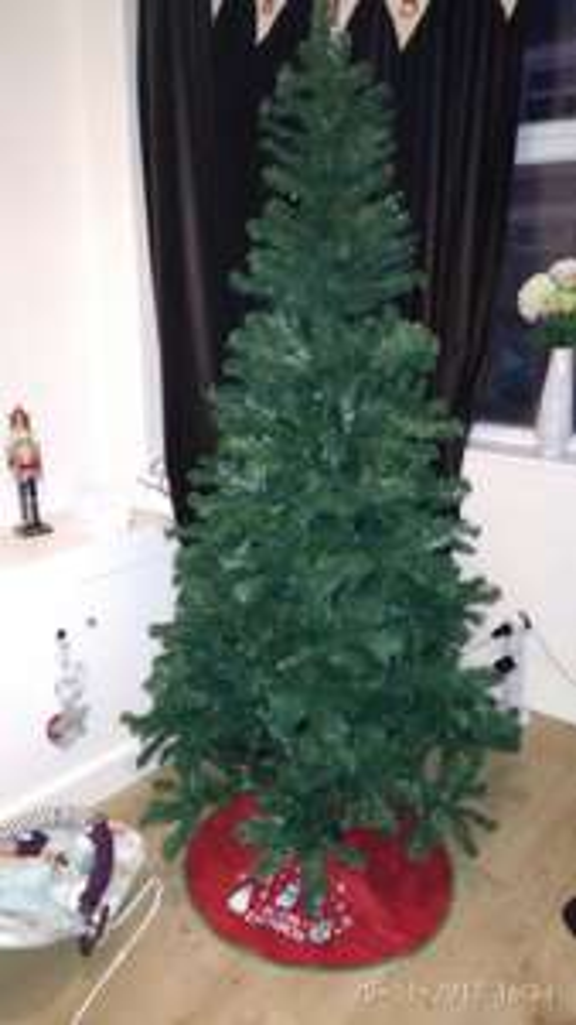 B & Q 7ft tree - £20 instore