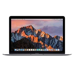 Apple 12-inch MacBook: 1.2GHz dual-core Intel Core m3, 256GB - Gold £1199 @ Tesco