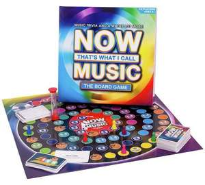 """Now that's what I call music"" The game £15 @ Sainsbury's"
