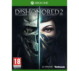 Dishonored 2 Xbox One Game £9.49 @ Argos