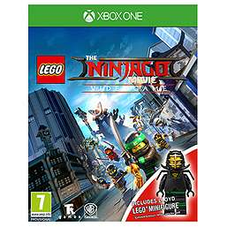 The LEGO Ninjago Movie Game with mini figure Xbox One / Playstation 4 £24.99 @ Game