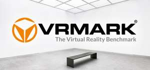 VRMark Virtual Reality Benchmark (for Oculus Rift and HTC Vive) @ Steam - £3.74