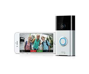 Ring Doorbell(see and speak) Amazon Price match with Argos £99