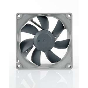 Noctua NF-R8 redux-1800 PWM Computer case Fan 8cm, £9.39 from amazon (£12.38 non prime)
