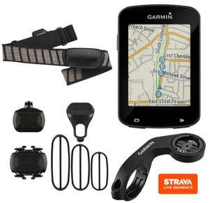 Garmin 820 GPS Cycle Computer Bundle £289.99 @ Wiggle