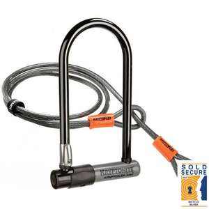 Kryptonite series 2 u lock & 4ft cable now £19 @ cyclesurgery delivered