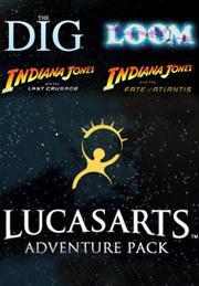LucasArts Adventure Pack (Steam) £1.56 @ GamersGate