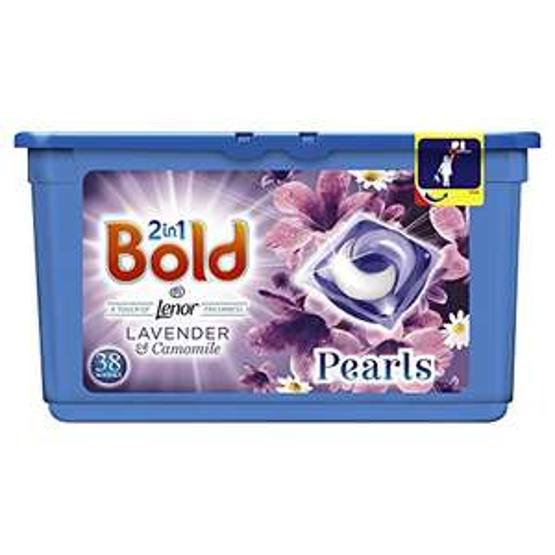 Bold pearls 3 x 38 £17.10 S&S @ Amazon