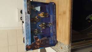 Pirates of the Caribbean Battle Figure set £3.99 instore @ Home Bargains