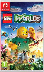 Lego Worlds (Nintendo Switch) £22.49 Delivered (Royal Mail 1st Class) on Ebay/Funbox Media Ltd