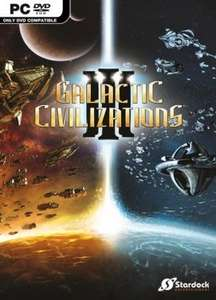 Galactic Civilizations III (Steam) £2.29 @ Instant Gaming