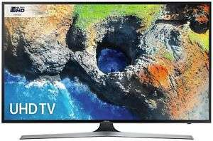 Samsung MU6120 65 Inch 4K Ultra HD HDR Smart WiFi LED TV - £899 ARGOS/Ebay