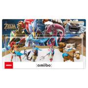 Zelda BOTW Champions 4 pack amiibo £49.99 / SSB Link £10.99 back in stock @ Nintendo