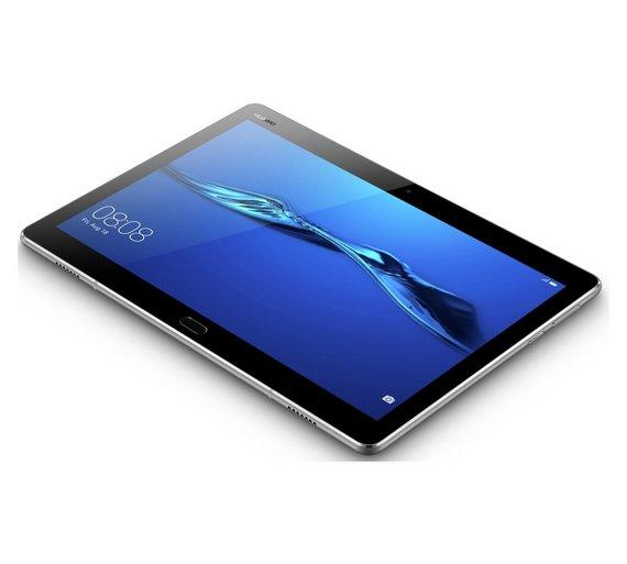 "Huawei MediaPad M3 Lite 10 "" Tablet - Qualcomm, Octa-core 1.4GHz, RAM 3GB, ROM 32GB, Android 7.0, 1920x1200 pixels IPS, Harman Kardon Speakers, Aviation-grade anodized aluminum body, Ultra-thin Frame £199.99 @ Argos"