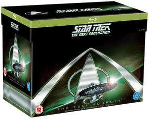 Star Trek the Next Generation: Complete Box Set Blu-ray £36.21 delivered @ Zoom (eBay)